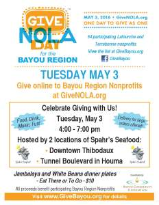 2016 Give Nola Flyer 1